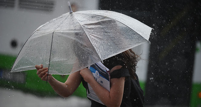 Meteoroloji'den sağanak yağış uyarısı (28 Haziran 2021 bugün hava nasıl olacak?)