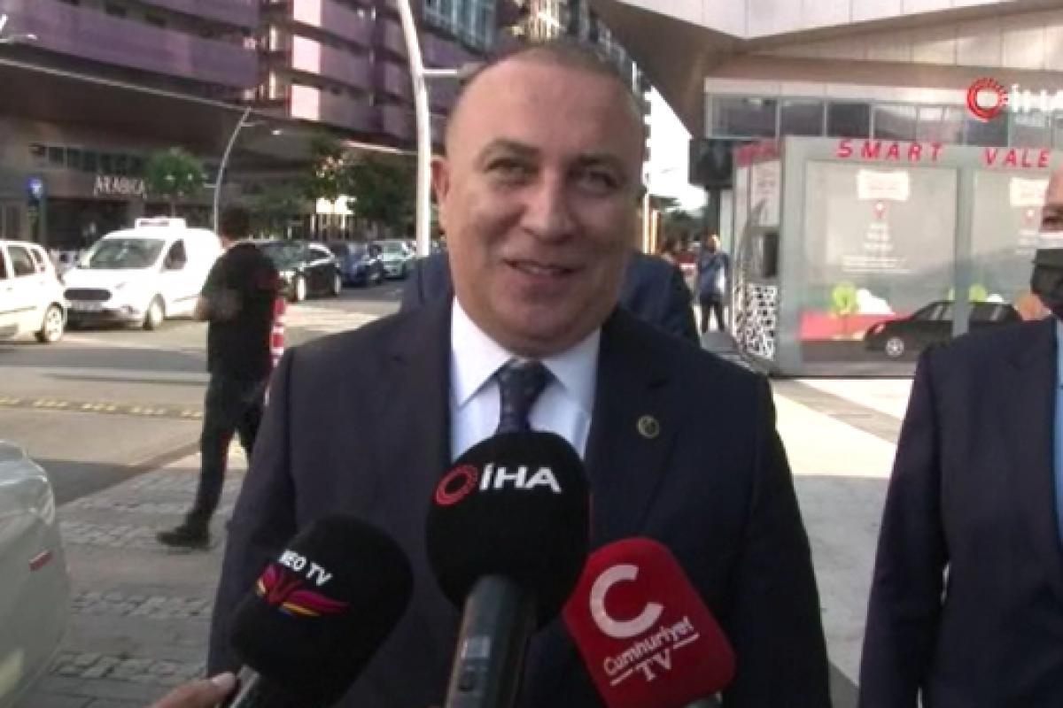 MHP Genel Başkan Yardımcısı Yönter, İnsanlığın Huzuru Projesi'nin ödül törenine katıldı