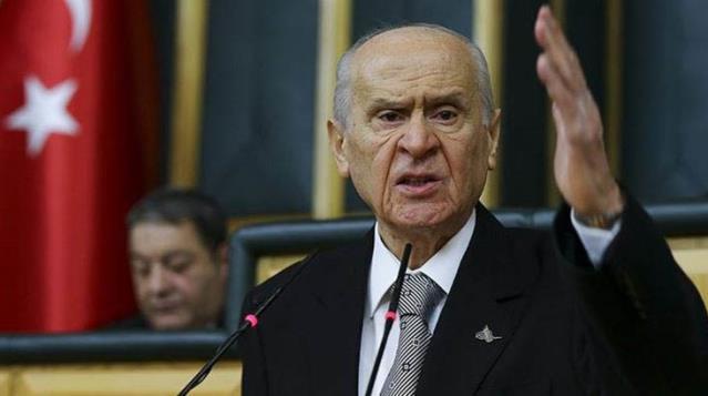 MHP lideri Bahçeli, Habertürk, Halk TV ve KRT'ye sert çıktı: Lekeli zihniyetler