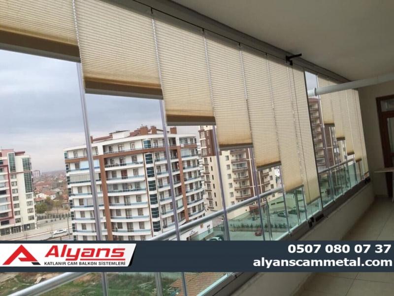 Modern Cam Balkon Çeşitleri