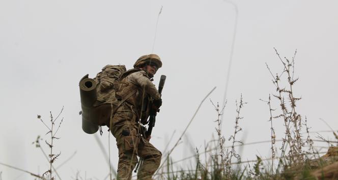 MSB:'Kahraman Türk Silahlı Kuvvetleri'nin Kahraman Komandoları, Kuzey Irak'ta!'