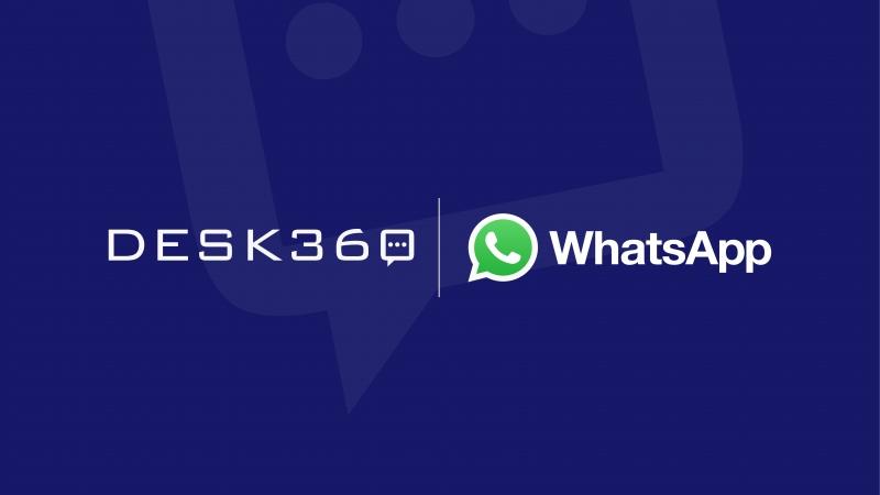 Müşteri iletişim platformu Desk360, WhatsApp'ın çözüm ortağı oldu