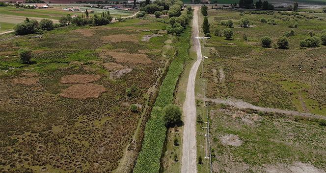 Nilüfer Vadisi turizme kazandırılmayı bekliyor