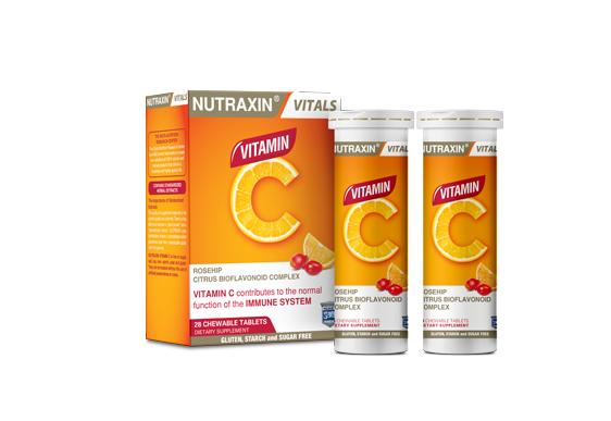 Nutraxin C Vitamini