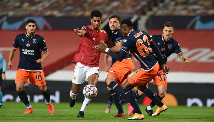 ÖZET | Manchester United-Başakşehir: 4-1