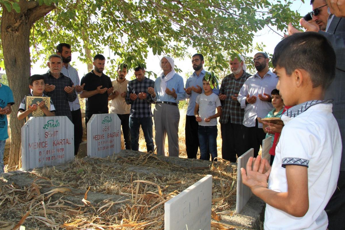 PKK'nın katlettiği 4 köylünün acısı 29 yıldır dinmedi