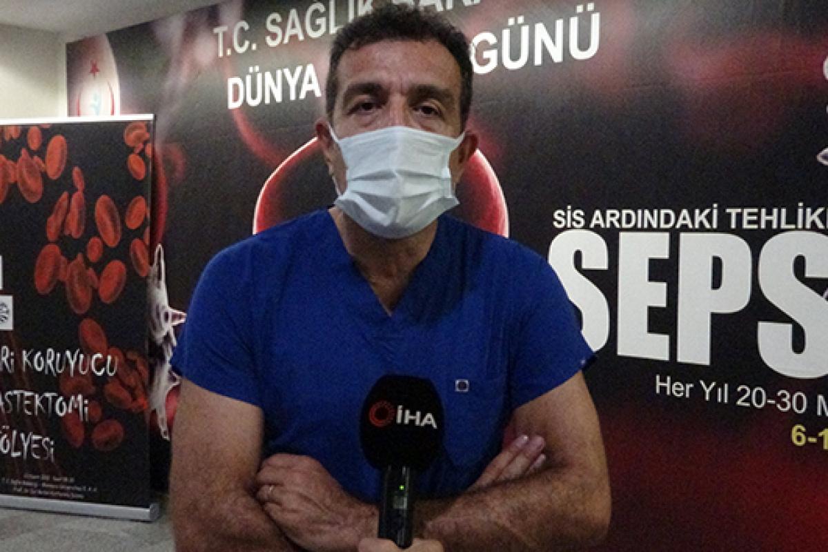 Prof. Dr. İsmail Cinel'den vatandaşa aşı uyarısı!