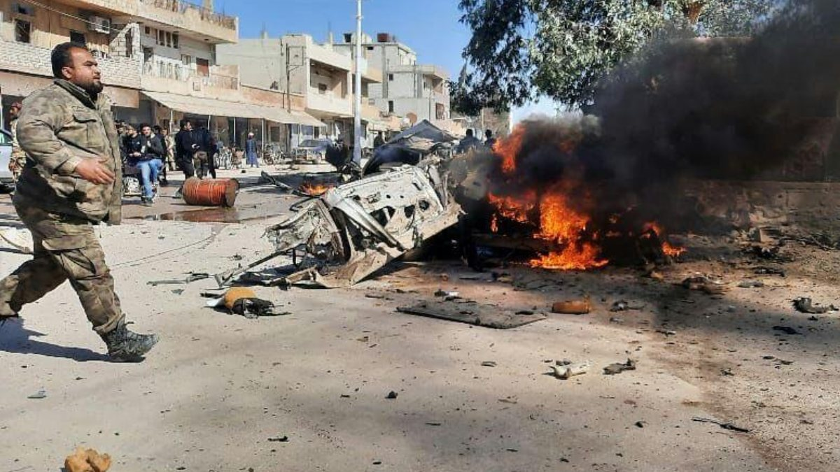 Rasulayn'da PKK yine sivilleri hedef aldı