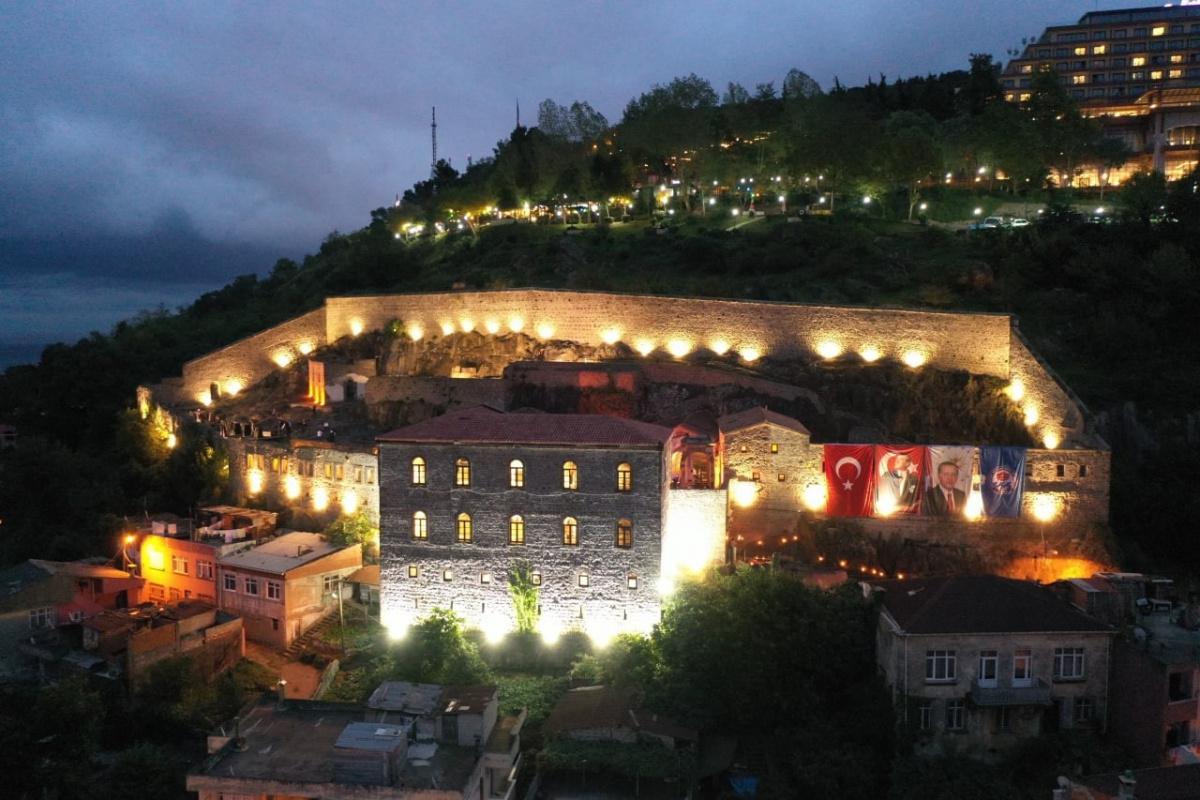 Restorasyonu tamamlanan Kızlar Manastırı bu akşam ziyarete açıldı