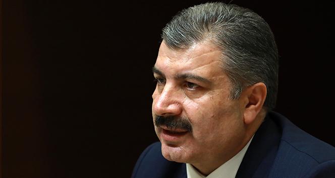 Sağlık Bakanı Koca: '100 milyondan fazla doz Mayıs sonuna kadar elimizde olacak'