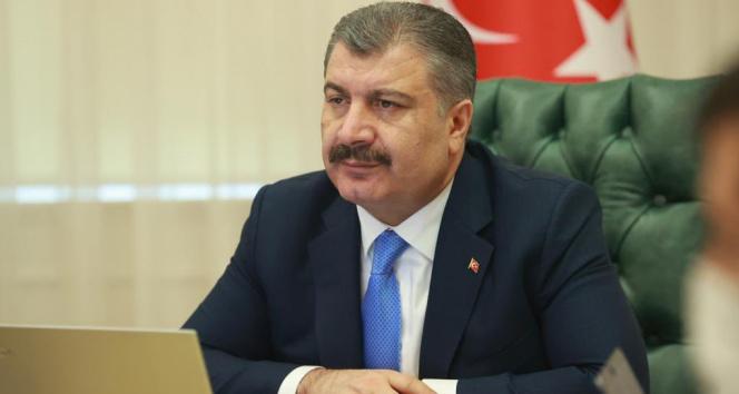 Sağlık Bakanı Koca: 'Aktif vakaların yüzde 90'a yakın bir bölümü aşı olmamış ya da aşısı tamamlanmamış kişiler'