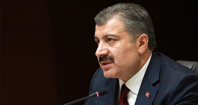 Sağlık Bakanı Koca: 'İstanbul'daki vaka sayıları Mart başına göre 10 kat arttı'