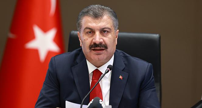 Sağlık Bakanı Koca: 'Şanlıurfa'nın risk haritasındaki rengi turuncu yerine sarı'