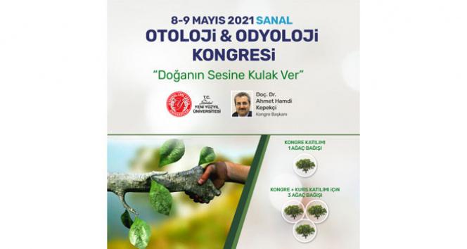 """Sanal Otoloji & Odyoloji Kongresi'nin mottosu: """"Doğanın sesine kulak ver"""""""