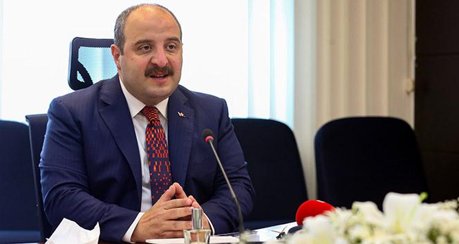 Sanayi ve Teknoloji Bakanı Varank: 'VLP İngiliz mutasyona ilişkin tasarım yaptılar, testler yapılıyor'