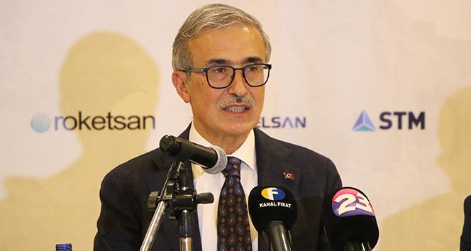 Savunma Sanayi Başkanı Demir: 'Bugün savunma sanayi ciromuz 10 milyar dolarları aştı'