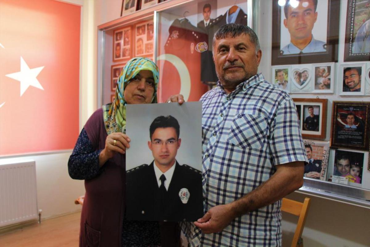 Şehit Hatipoğlu'nun ailesi o haberi Atalay Ürker'den aldı