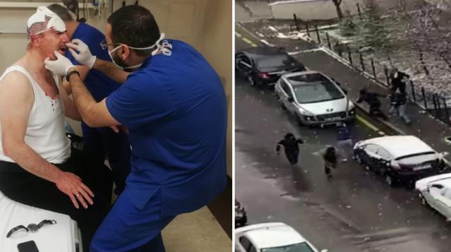 Selçuk Özdağ'a saldırı anına ilişkin görüntülerin ardından şüphelilerin ifadeleri de ortaya çıktı