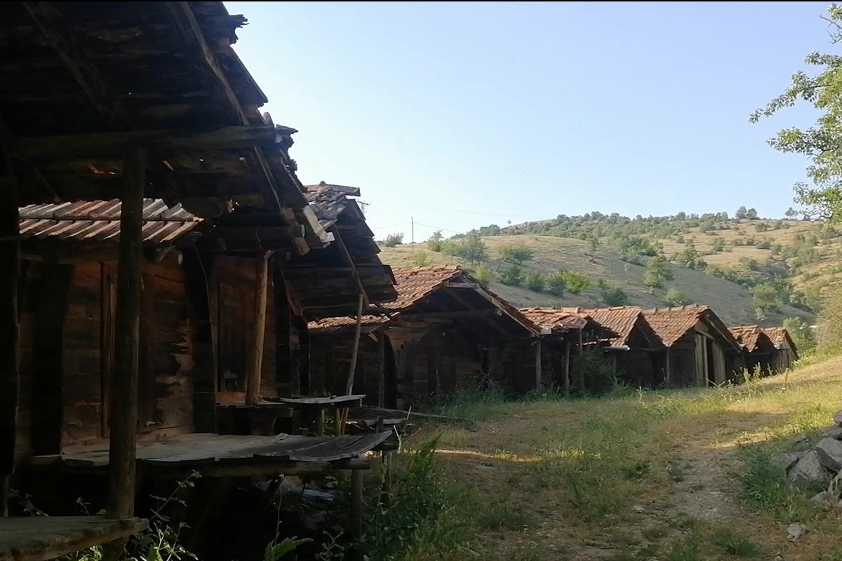 Sındırgı'da kültürel miras: 350 yıllık tahıl ambarları