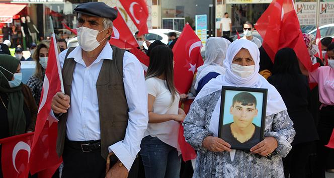 Şırnak anneleri çocuklarını HDP'den istiyor