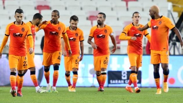 Sivasspor 1-2 Galatasaray
