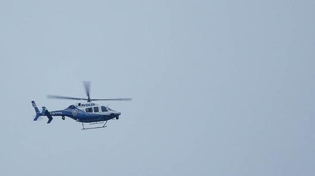 Son Dakika: Beykoz'da helikopter düştü iddiası! Bölgeye çok sayıda ekip sevk edildi