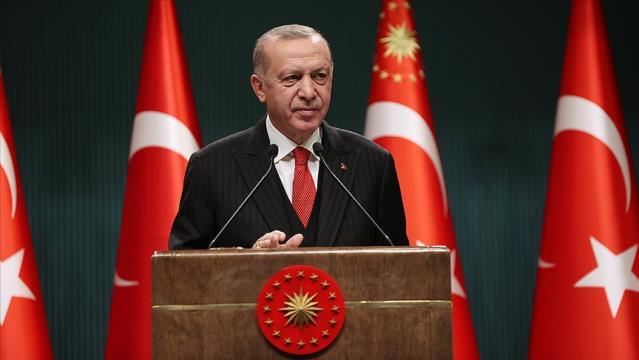 Son Dakika! Cumhurbaşkanı Erdoğan'dan