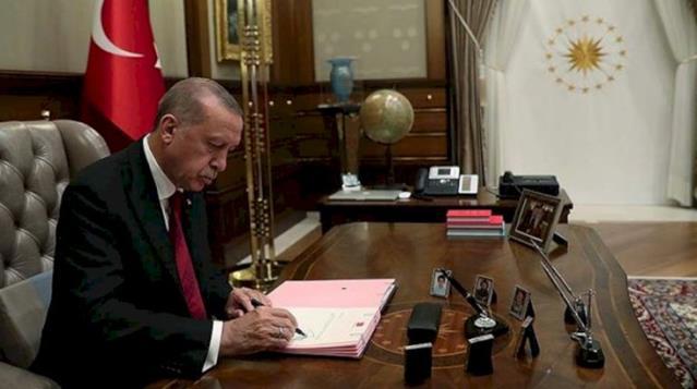 Son Dakika: Cumhurbaşkanı Erdoğan: Yeni bir anayasayı tartışma vakti geldi