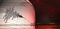 Son Dakika: Ege Denizi'nde 4,6 büyüklüğünde deprem