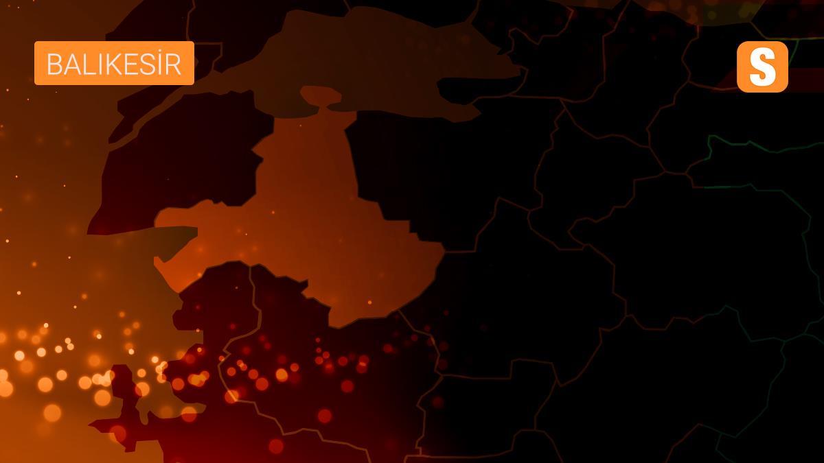 Son dakika haberleri... Balıkesir'de ev yangını