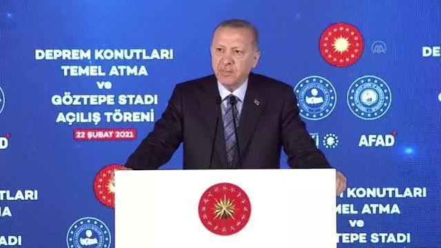 Son dakika haberleri: Cumhurbaşkanı Erdoğan: