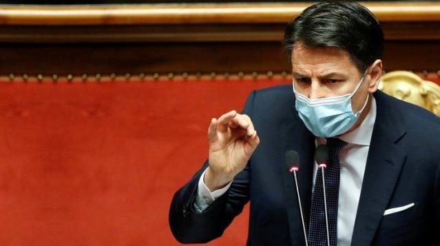Son Dakika! İtalya'da Başbakan Giuseppe Conte ve hükümeti istifa etti