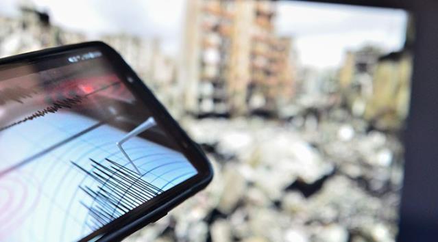 Son Dakika: Konya'da 4.7, 4.1 ve 4.0 büyüklüğünde 3 deprem meydana geldi