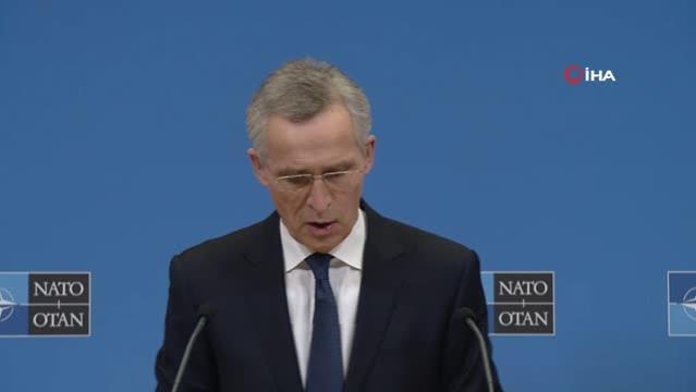 Son dakika: - NATO Savunma Bakanları Toplantısı'nın 2. gününde Afganistan ve Irak görüşüldü- Afganistan konusunda karar çıkmazken, Irak'taki misyonlar...
