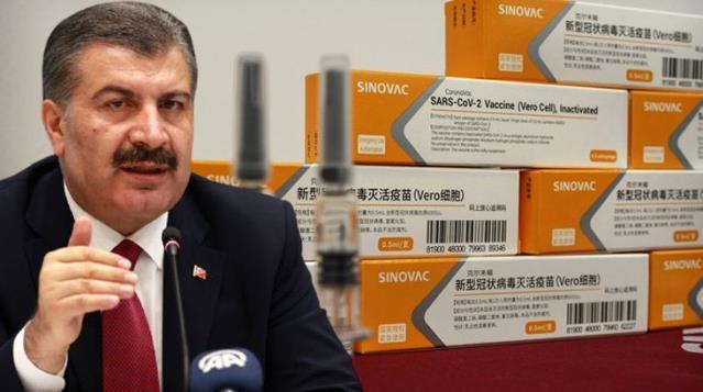Son Dakika! Sağlık Bakanı Koca müjdeli haberi verdi: Korona aşılarının ikinci sevkiyatı yarın sabah geliyor