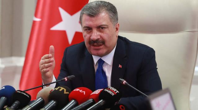 Son Dakika: Türkiye'de 12 Ocak günü koronavirüs nedeniyle 171 kişi vefat etti, 9809 yeni vaka tespit edildi