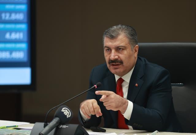 Son Dakika: Türkiye'de 3 Şubat günü koronavirüs nedeniyle 117 kişi vefat etti, 8 bin 102 yeni vaka tespit edildi