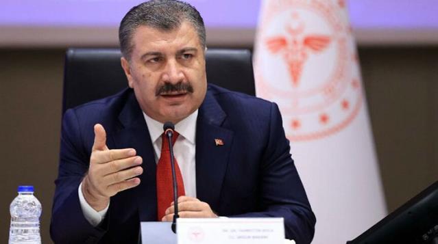 Son Dakika: Türkiye'de 9 Şubat günü koronavirüs nedeniyle 98 kişi vefat etti, 8 bin 636 yeni vaka tespit edildi