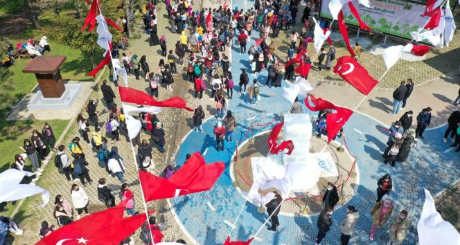 Sultangazi'de Orman Haftasına 'farkındalık' etkinliği