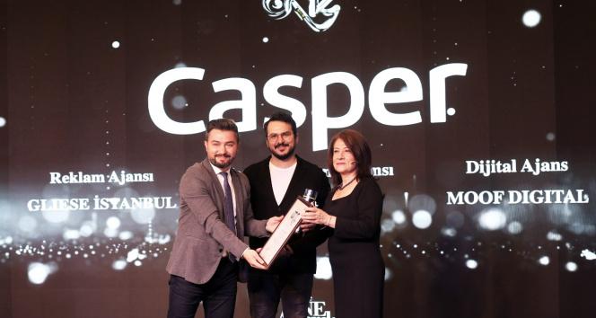 The One Awards'ın Teknoloji Üreticisi Ödülü Casper'a