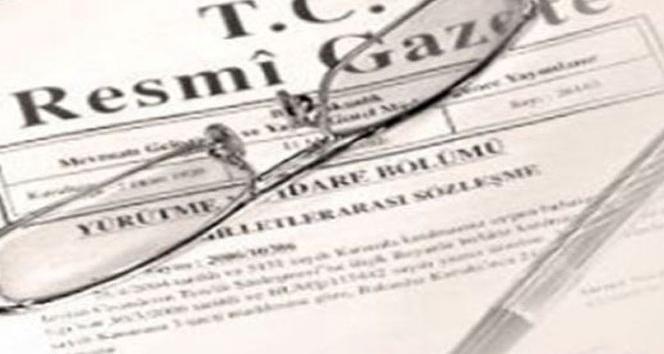 TMSF Başkanlığına Karakaş'ın atanmasına ilişkin karar Resmi Gazetede