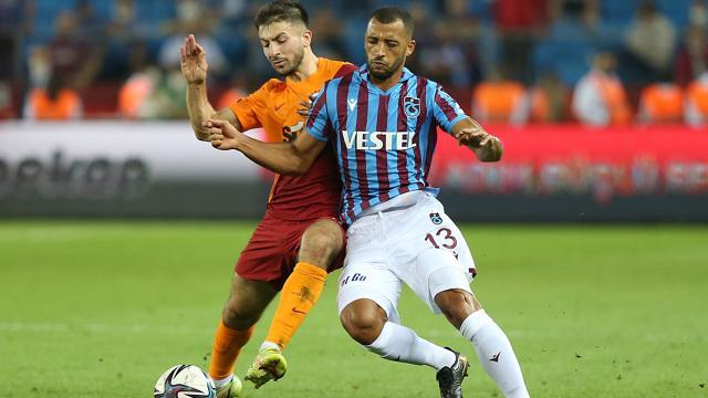 Trabzonspor yenilmezlik serisini 16, Galatasaray 13 maça taşıdı