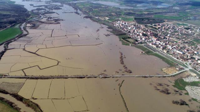 Trakya'da kırmızı alarm! Ergene Nehri'ndeki zehirler toprağa ve yer altı sularına karıştı