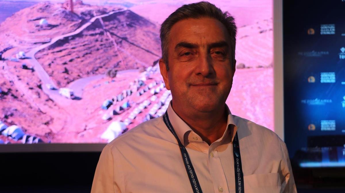 TUA Başkanı Yıldırım: Uzay alanında 10 bin uzman yetiştirmeyi hedefliyoruz