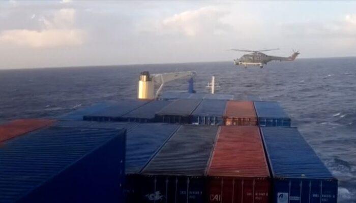 Türk gemisine yapılan skandal müdahaleyle ilgili flaş açıklama! İtiraf ettiler