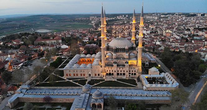 Türk-İslam mimarisinin gözbebeğinde sağlığa dikkat çekildi