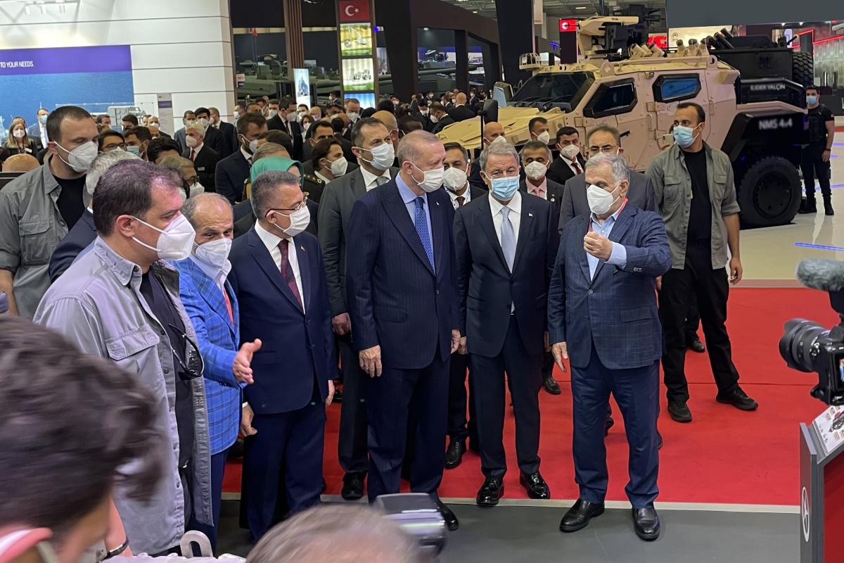 Türk savunma sanayiinin yüzde yüz yerli yüzü:TÜMOSAN