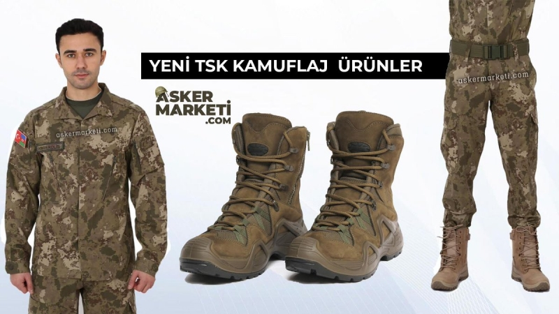 Türk silahlı kuvvetleri malzeme çeşitliliği