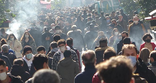 Türkiye'de son 24 saatte 20.428 koronavirüs vakası tespit edildi