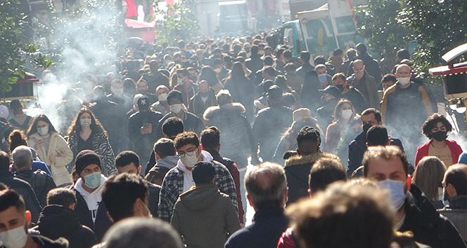 Türkiye'de son 24 saatte 38.553 koronavirüs vakası tespit edildi